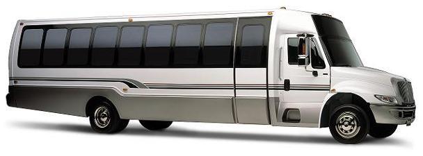 32 Passengers Mini Bus